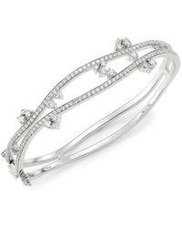 Hueb Reverie Diamond & 18k White Gold Bracelet - Multicolor