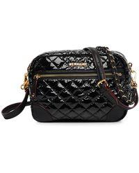MZ Wallace - Crosby Soho Leather Crossbody Bag - Lyst