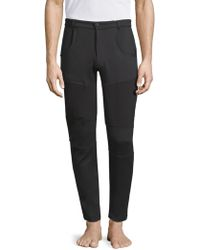 2xist - Zippered Moto Trousers - Lyst