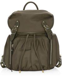 MZ Wallace Medium Marlena Backpack - Brown