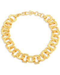 Stephanie Kantis - Russet Link Necklace - Lyst