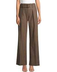 Polo Ralph Lauren - Mini Houndstooth Trousers - Lyst