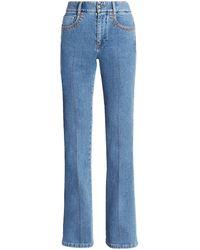 Chloé Recycled Stretch Jeans - Blue