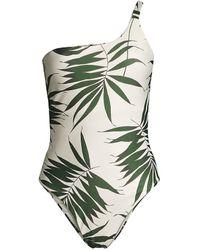OndadeMar Isadora One-piece Swimsuit - Green