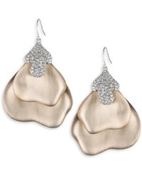 Alexis Bittar - Roxbury Muse Abstract Earrings - Lyst