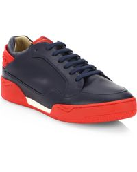 Stella McCartney - Cosmos Low Top Sneakers - Lyst
