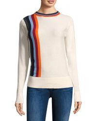 Public School - Nell Stripe Sweater - Lyst