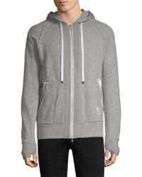 PRPS - Two-tone Hoodie - Lyst