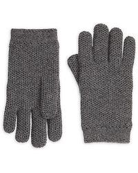 Loro Piana Cashmere Gloves - Gray