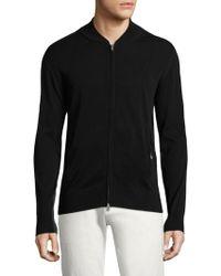 Vilebrequin - Zip Front Cotton Cardigan - Lyst