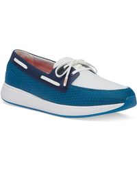 Homme Loafers Mocassins SWIMS Breeze Wave Lace
