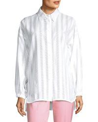 Piazza Sempione - Novelty Shirt - Lyst