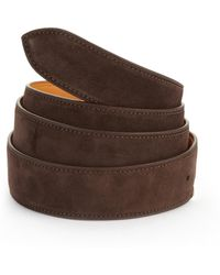 Corthay - Patina French Leather Belt - Lyst