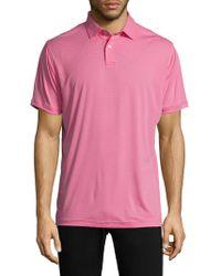 Peter Millar - Featherweight Stripe Polo Shirt - Lyst
