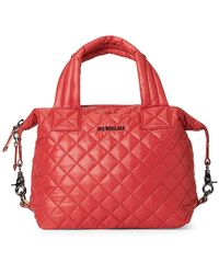 MZ Wallace Small Sutton - Red