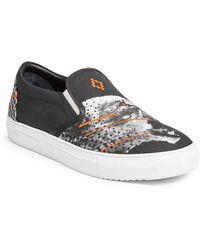 Marcelo Burlon - Sham Cheetah Slip-on Sneakers - Lyst