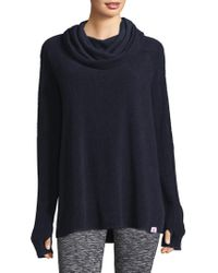 Vimmia - Warmth Cowlneck Sweater - Lyst