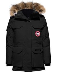 Canada Goose Expedition Down Parka - Black