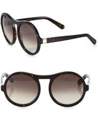 Chloé - Marlow 57mm Aviator Sunglasses - Lyst