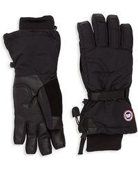 Canada Goose Arctic Down Gloves - Black