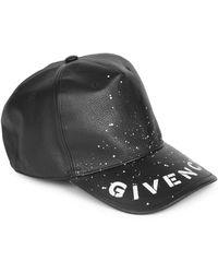 Givenchy - Graffiti Logo Hat - Lyst