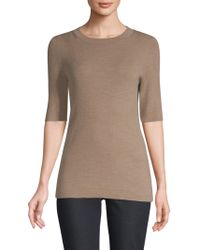 Lafayette 148 New York - Ribbed Knit Jumper - Lyst