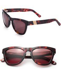 Westward Leaning - 53mm Wayfarer Sunglasses - Lyst