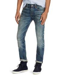 Polo Ralph Lauren - Varick Five-pocket Jeans - Lyst