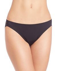 Fortnight - Ivy Seamless Bikini Brief - Lyst