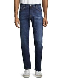 AG Jeans - Graduate Tailored Leg Jeans - Lyst