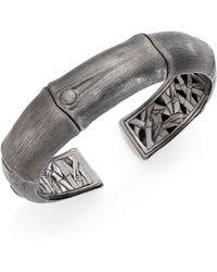 John Hardy | Bamboo Kick Cuff Bracelet | Lyst