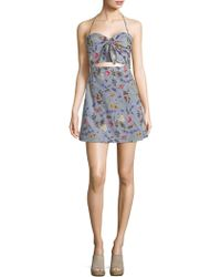 Bailey 44 - English Garden Floral Dress - Lyst