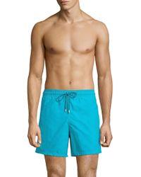 Vilebrequin | Moorea Drawstring Shorts | Lyst