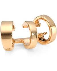 Repossi - Three Hoop 18k Rose Gold Ear Cuff - Lyst