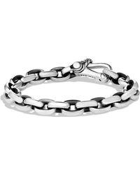 David Yurman - Chain Oval Link Bracelet - Lyst