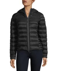Canada Goose - Brookvale Hooded Down Puffer Jacket - Lyst