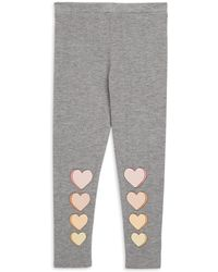 Chaser - Little Girl's & Girl's Hearts Leggings - Lyst