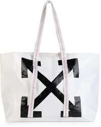 Off-White c/o Virgil Abloh - New Commercial Tote - Lyst
