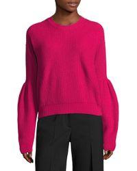 AQUILANO.RIMONDI | Wool & Cashmere Jumper | Lyst