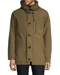 Canada Goose Chateau Parka Without Fur - Green