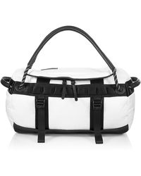 The North Face Black Series Base Convertible Duffel Bag - White