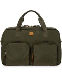 "Bric's X-travel 18"" Boarding Duffel - Green"