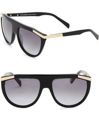 Balmain - Shield Sunglasses - Lyst