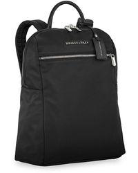 Briggs & Riley Rhapsody Slim Backpack - Black