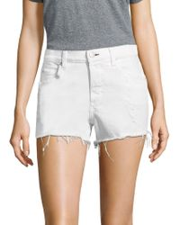 AMO - Tomboy Cut-off Shorts - Lyst