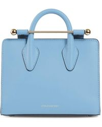 Strathberry - Nano Leather Tote - Lyst
