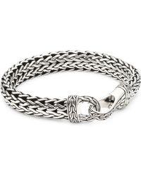 John Hardy - Chain Silver Bracelet - Lyst