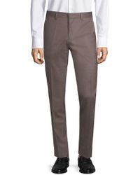 6ef342b4eb J.Lindeberg - Men s Paulie Legend Tech Trousers - Major Brown - Lyst