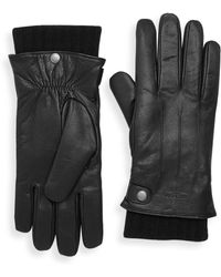 COACH | 3-in-1 Leather Gloves | Lyst