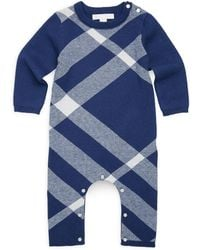 Burberry - Baby's Ashley Coverall - Lyst